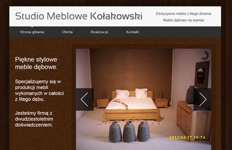 studiomeblowekolakowski.pl